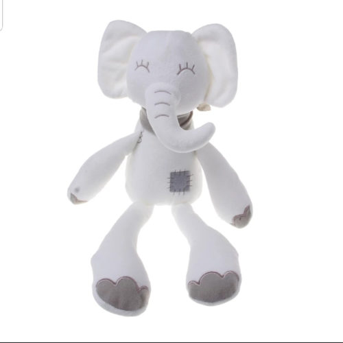 בובה פיל נעימה ורכה לתינוק