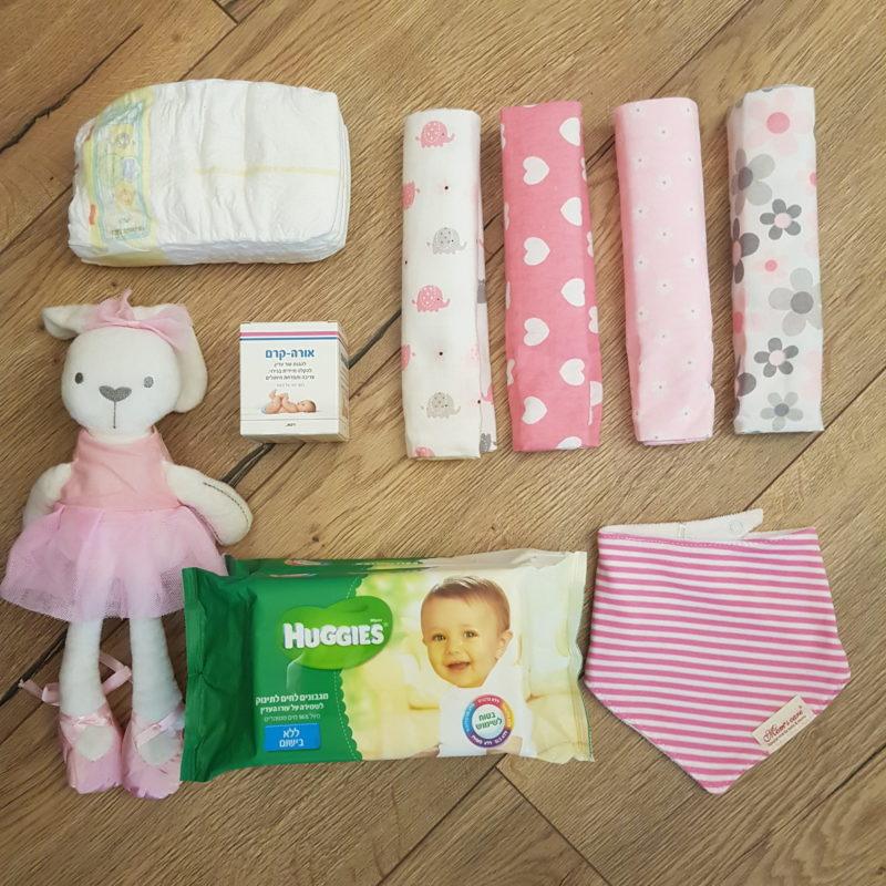 מתנות ליולדת ולתינוק NappyCake