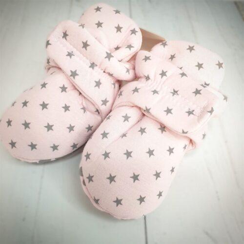 נעלי בית מפנקות ונעימות לתינוק - דגם 1